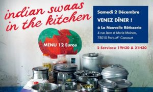 indian swaas kitchen affiche