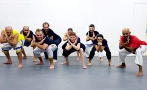 stage kalarippayattu yoga shyne tharappel
